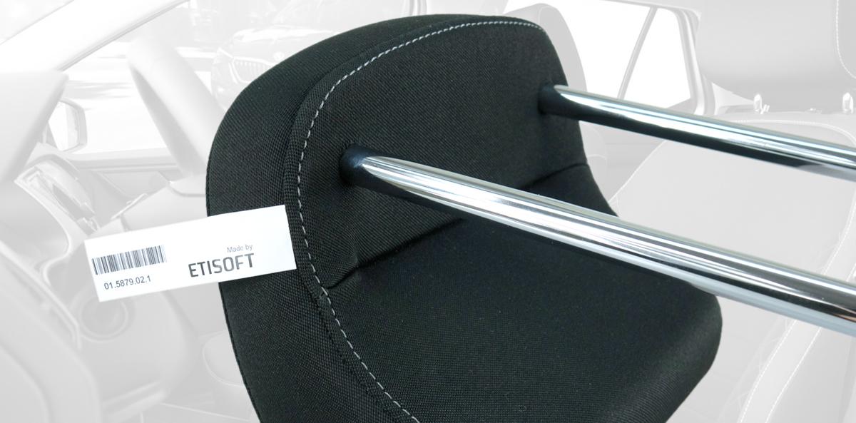 wszywane etykiety, wszywki odzieżowe, oznaczenia informacyjne, oznaczenia identyfikacyjne, oznaczenia produktowe
