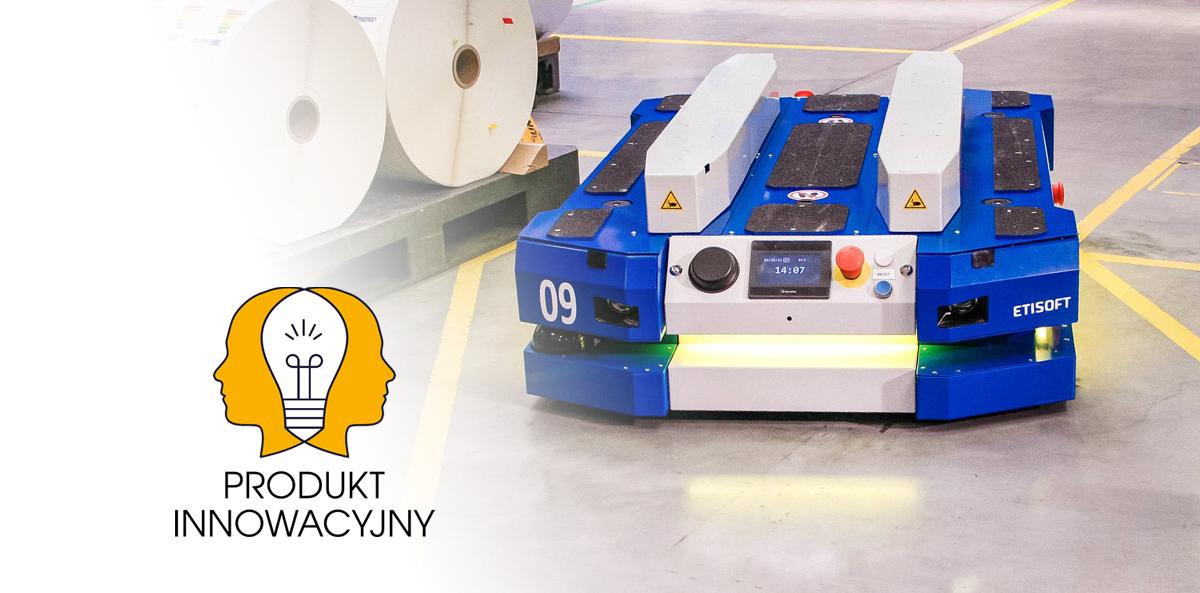 system agv, roboty mobilne AGV